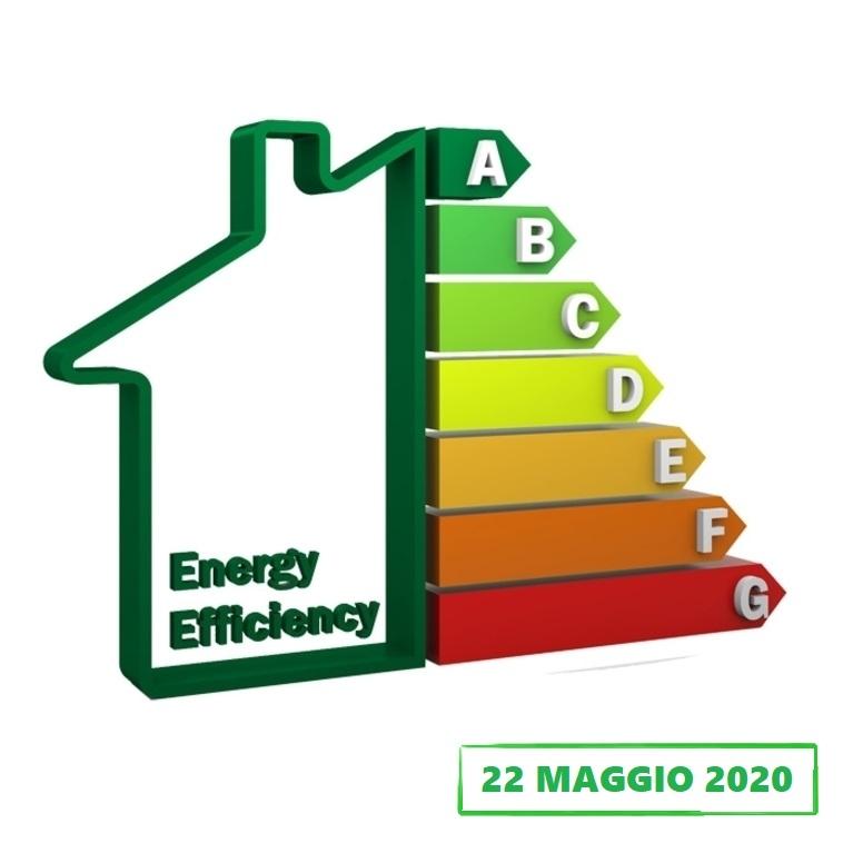 Diagnosi energetiche: slitta al 22 maggio l'invio comunicazione all'Enea